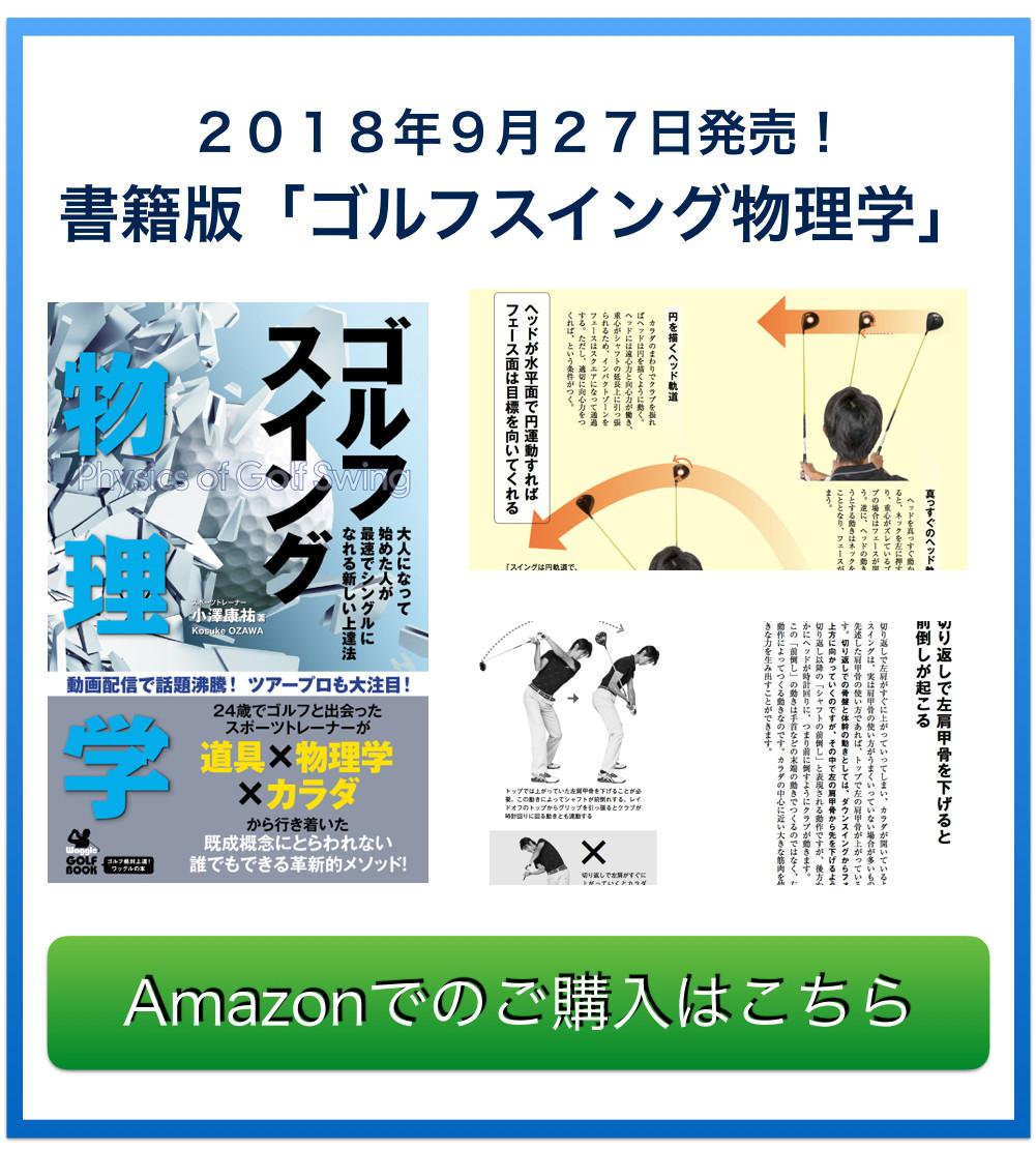 書籍版ゴルフスイング物理学